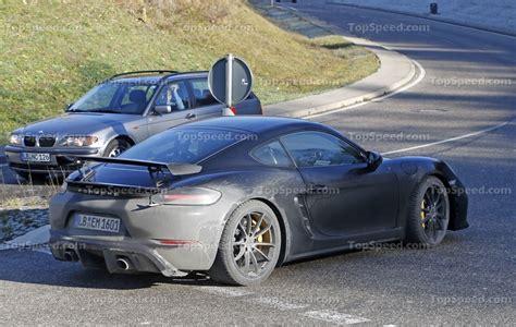 Porsche Gt4 Rs by 2018 Porsche 718 Cayman Gt4 Rs Price Specs Release Date