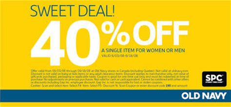 old navy coupons ca canadian coupons old navy canada coupon 40 off