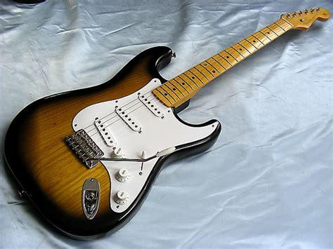 Fender Stratocaster Japan Reissue 2013 fender japan 1954 reissue stratocaster limited