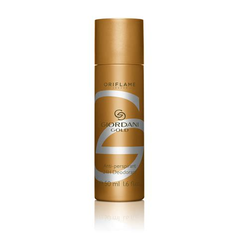 Giordani Gold Original Roll On Deodorant giordani gold oriflame 2012