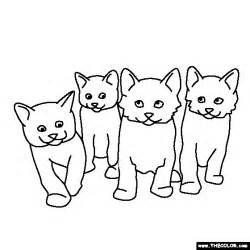gallery gt baby cats dogs coloring pages