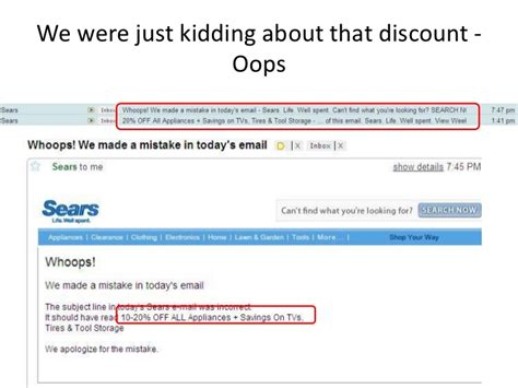 Apology Letter To Subject Line Email Marketing Apology Email Tips