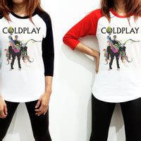 Kaos Coldplay Fix You Tshirt Coldplay Band 1 shop coldplay shirt on wanelo