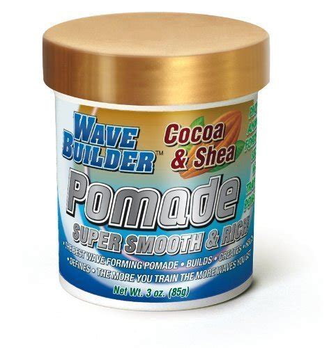 Pomade Import wave builder smooth rich pomade import it all