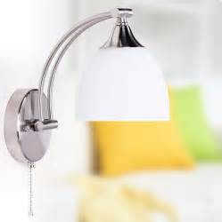 Bedroom Wall Lights With Switch Lighting Up Your Through Switching On The Wall Lights Warisan Lighting