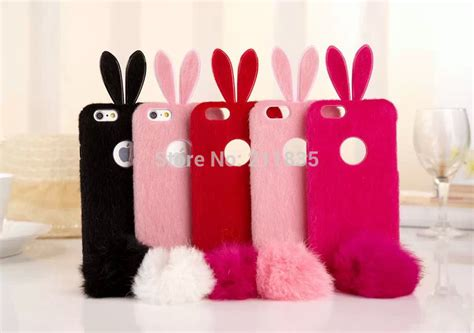 Casing Hp Redmi 4 Pro 3d Rabbit Fur Plush Flurry Soft buy wholesale rabito from china rabito