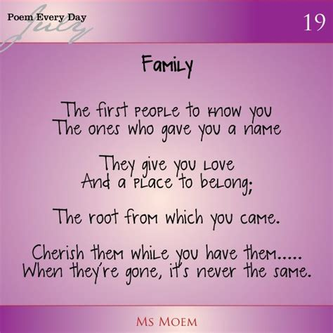 A Place Poem Douglas Wood 13 Best Poems Images On Poems About Family Quote Family And Families