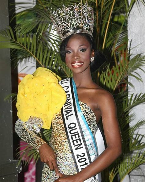 mary alice prosper wins  st thomas carnival queen crown st thomas source
