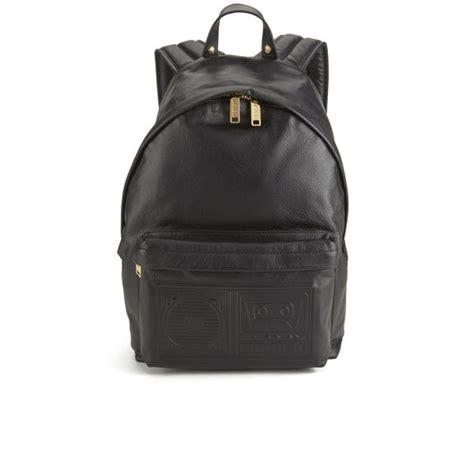 versus versace s boombox backpack black