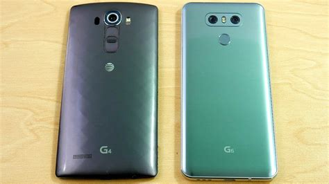 Lg G4 Lg G6 lg g4 vs lg g6 speed test