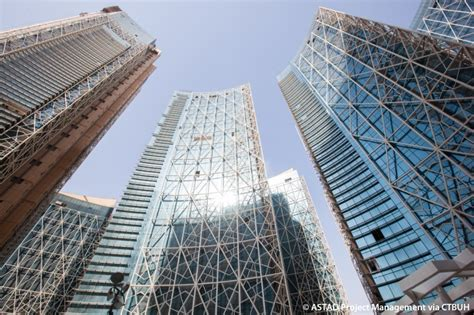 In Qatar Petroleum For Mba by Qatar Petroleum District Tower 7 摩天大楼中心