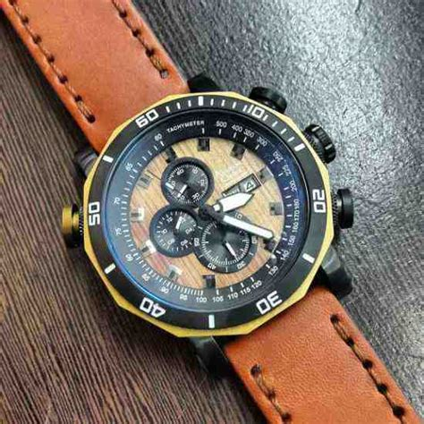 Jam Tangan Pria Quiksilver Qs07 Light Brown Yellow Jual Alexandre Christie Ac 6308 Baru Alexandre Christie