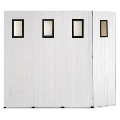 porte garage pvc installation thermique lapeyre porte de garage