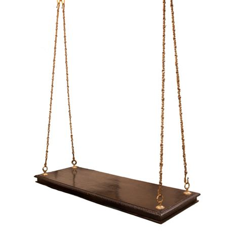swing swang swung buy wooden swing or jhula with chain madhurya madhurya