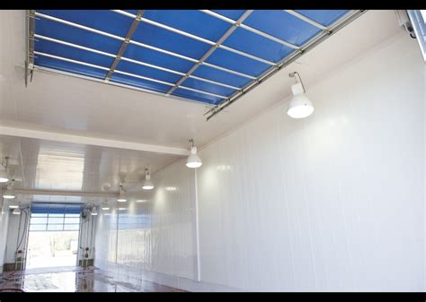 Pvc Ceiling Panel Installation by Trusscore Pvc Wall And Ceiling Panels Agway Metals Inc