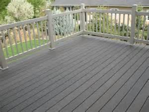 gray deck 12 x 15 winchester grey trex deck mountain west decking