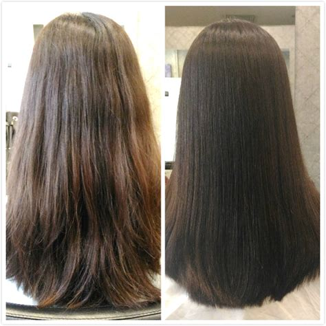 hair blessing rebond review rebond hair before and after www pixshark com images