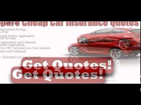 Cheapest Car Insurance Quotes Canada   Gallery   YouTube