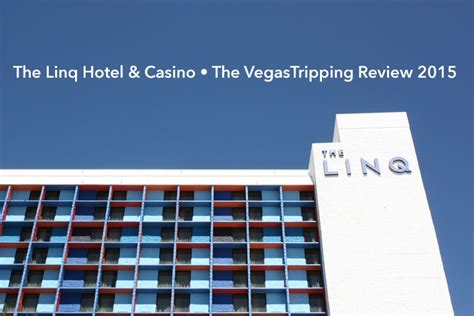 The Room Review The Linq Hotel Casino Deluxe Vegastripping