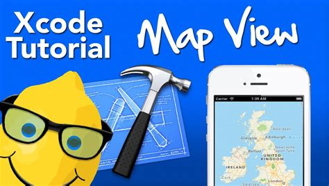 Xcode Tutorial Mapview | xcode 5 tutorial map view part 1 displaying map views