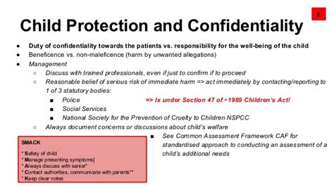 section 47 children s act summary law and ethics for medics