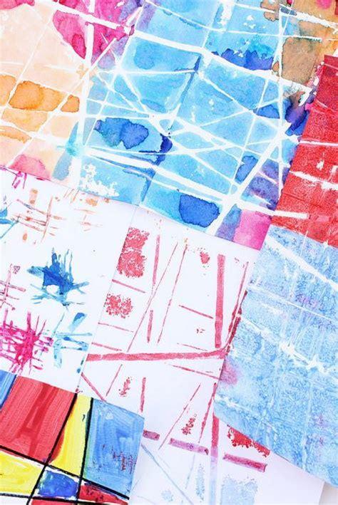 rubber band art allfreekidscraftscom