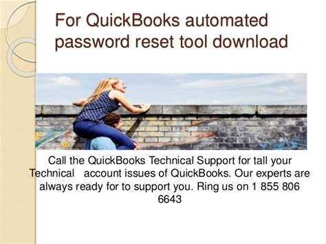 quickbooks automated password reset tool free download 1 855 806 6643 quickbooks technical support phone number