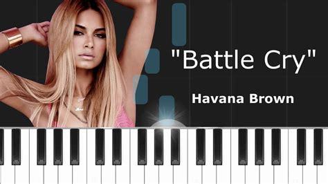 download mp3 havana brown battle cry havana brown quot battle cry quot ft bebe rexha sabi piano