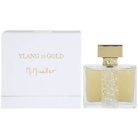 M. Micallef Ylang In Gold, Eau de Parfum for Women 100 ml ... M Micallef Ylang