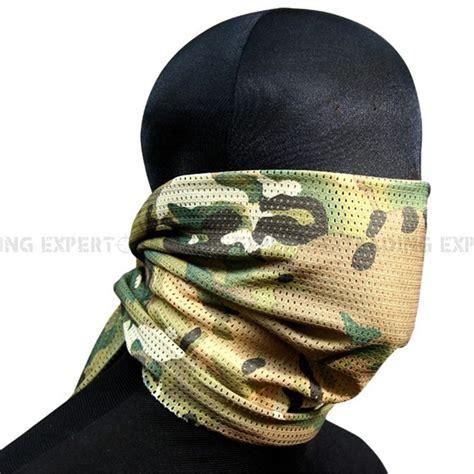 Scarf Navy Mc T1310 3 scarf tactical scarf 2pcs multicam acu woodland