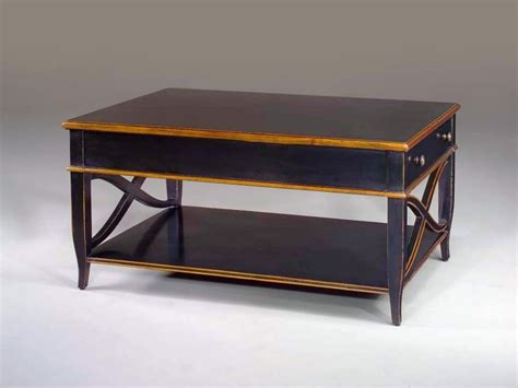 Painted Coffee Table Black Coffe How To Paint A Coffee Painted Wood Coffee Table