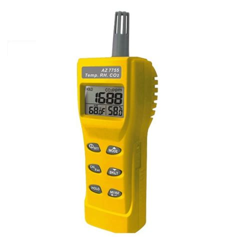 Gas Detector Infrared Gd10p Co2 high accuracy portable co2 meter ir gas detection accurate hse safety