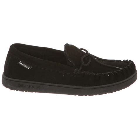 bearpaw mens slippers bearpaw s moc ii slippers