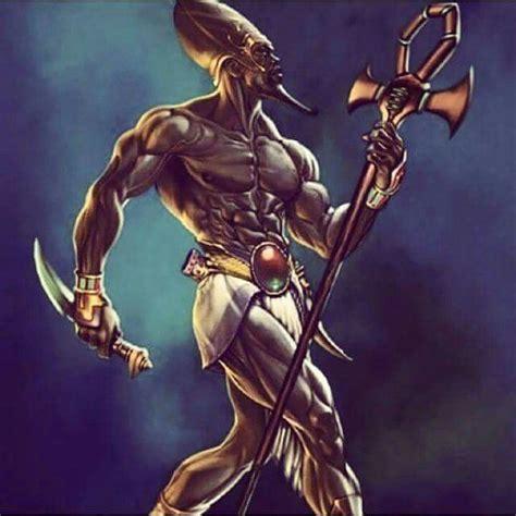 black god 1000 images about acient kemet on statue of