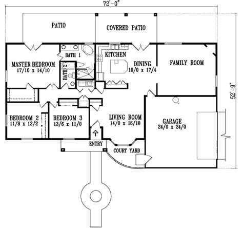 southwest style house plans 2018 square foot home 1