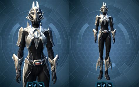 swtor sith inquisitor armor sith assassin armor bing images