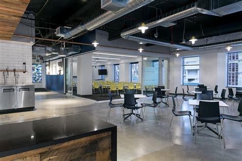 inside pitchbook s new seattle office officelovin