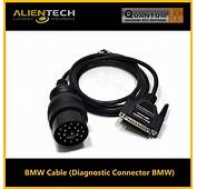 BMW Cable Diagnostic Connector  Alientech Tuning