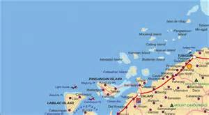 map of bohol detailed a2