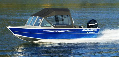 alumaweld boat tops alumaweld premium all welded aluminum fishing boats for
