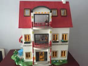 maison playmobil 233 tage personnages clasf