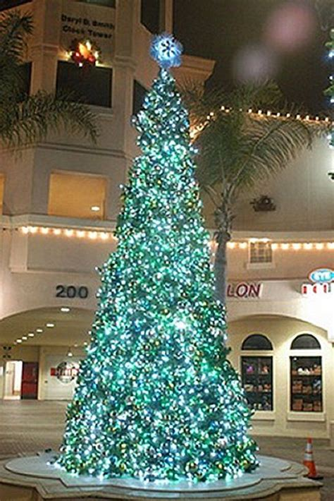 teal christmas tree lights 60 best creative gift wrapping ideas images on pinterest