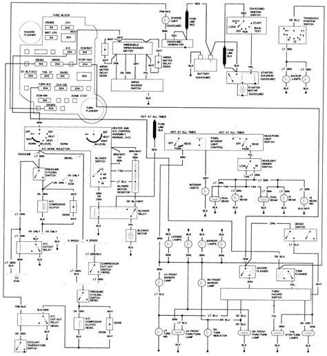 diagram of a cutlass 1964 oldsmobile cutl wiring diagram 1964 get free image