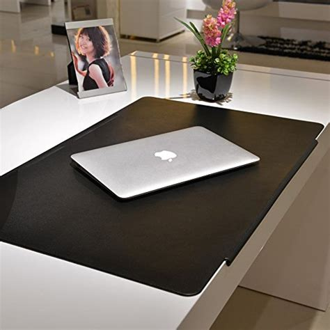 laptop mat for desk lohome desk pads artificial leather laptop mat with