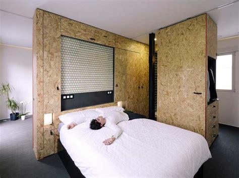 Small Studio Apartment Ideas by Le Panneau Osb Et Son Utilisation En D 233 Co Int 233 Rieure