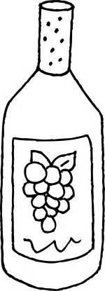 Wine Bottle Coloring Pages glass of wine coloring pages
