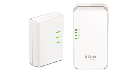 Repeater Wifi Dlink d link powerline av wireless extender kit d link