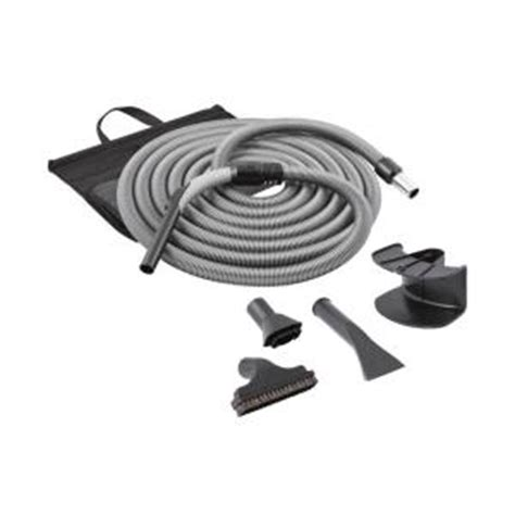 nutone central vacuum system 6 deluxe car and garage