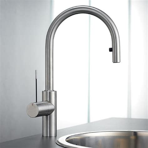 Pull Out Kitchen Sink Taps Ono Monobloc Kitchen Sink Mixer Tap With Pull Out Spray