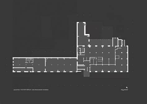 Club Floor Plan gallery of the factory berlin julian breinersdorfer